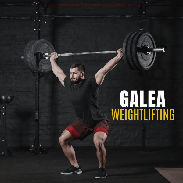 galea WEIGHTLIFTING
