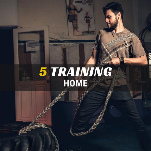 5 training home