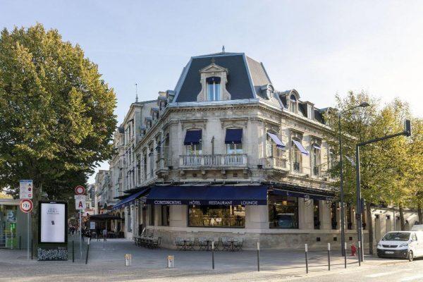 Restaurant continental reims