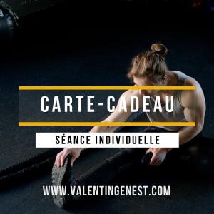CARTE CADEAU ANNIVERSAIRE INDIVIDUELLE