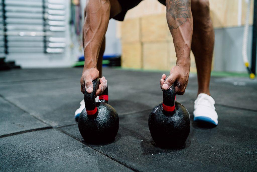 CrossFit kettelbell